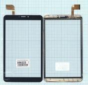 Тачскрин (сенсорное стекло) для планшета DXP2-0316-080B 8, черный