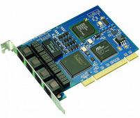 Atcom AX-4E - Интерфейсная плата (4 потока Е1)