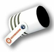 Миниатюрная ИК подсветка Germikom MR-50 белый