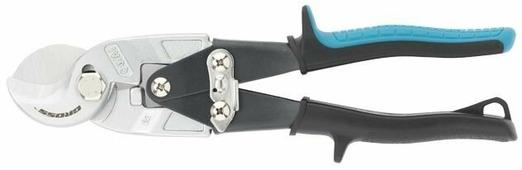 "Кабелерез Gross ""Piranha"", двухкомпонентные рукоятки, диаметр кабеля до 14 мм, 240 мм"