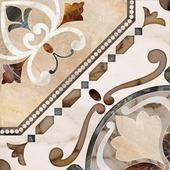 Плитка из керамогранита М-Квадрат Напольная плитка 733262 Диамант Бежевый