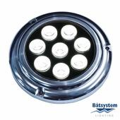 Светильник палубный водонепроницаемый Batsystem Aquadisc 1000 9555V 12/24 В 16 Вт белый свет