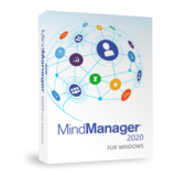 MindManager 2020 for Windows Upgrade - Single (Electronic Delivery) (For customers on MM2019 or MM2018 only)