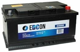 Автомобильный аккумулятор Edcon (95 A/h), 800A R+ (DC95800R)