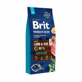 Brit Premium by Nature Sensitive Lamb & Rice, 15кг