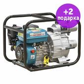 Мотопомпа бензиновая Eco WP-1404D