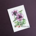 All Write Открытка почтовая Цветок, A6