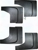 Брызговики для Ford F-150 12 2009-2014