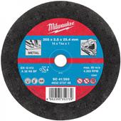 Диск отрезной по металлу MILWAUKEE SC41 D 355X2,5 (1 шт.)