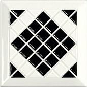 Керамическая плитка TONALITE Декор Decoro Kyoto Nero