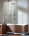 Стеклянная шторка для ванны Radaway EOS PNJ 70L (хром/прозрачное) 205101-101L