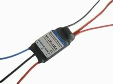Электронный регулятор скорости б/к Dualsky XC1812BA V2 ESC 18A (6-12NiCD/NiMH, 2-4S LiPo)