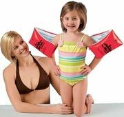 INTEX 58641 Нарукавники надувные для плаванья 6+.