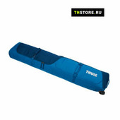 Чехол для лыж Thule RoundTrip Ski Roller 192 см, голубой