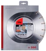Алмазный диск (по бетону) FUBAG Beton Pro 300x2,4x25,4/30 (1 шт.) 10300-6