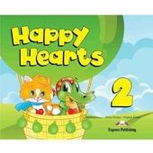 """Evans Virginia """"Happy Hearts 2. Pupils Book"""""""
