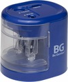 """Точилка электрическая BG, 2 отверстия, с контейнером, в картонной коробке """"ENERGY"""""""
