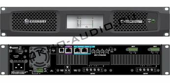 Crown DCi4|300N усилитель 4-канальный с DSP и BLU Link. Мощность (на канал): 150Вт•2Ом, 300Вт•4/8Ом, 150Вт•16Ом, 300Вт•70/100В. Мощность (мост): 300Вт•4Ом, 600Вт•8/16Ом, 600Вт•140/200В.