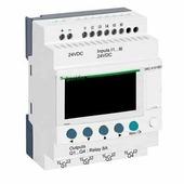 ZELIO LOGIC Реле компакт 10Вх/вых 24В Schneider Electric, SR2A101BD