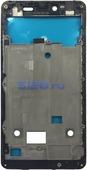Средняя часть корпуса (рамка) для Philips Xenium S326 черная