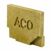 Торцевая заглушка глухая для каналов ACO Selflock