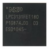микроконтроллер RISC NXP , BGA LPC3131FET180