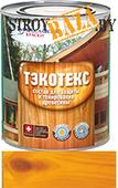 Пропитка для защиты и тонирования тэкотекс, орегон 0,6кг, шт