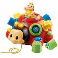 Развивающая игрушка-каталка - Говорящий жук, Vtech 80-111226