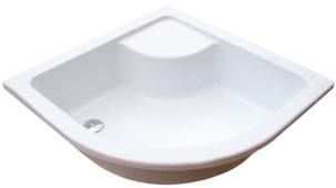 Акриловый душевой поддон Ravak Sabina LA 80 x 80 -- с системой скрытого монтажа 80 / 80 см / с системой скрытого монтажа