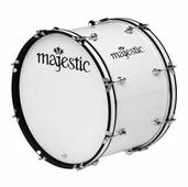 """Majestic 8126/8126B Бас-барабан маршевый 26"""" х 10"""""""