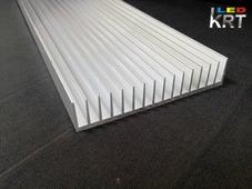 Радиаторный алюминиевый профиль 152х30мм