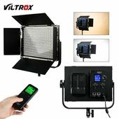 Студийный видеосвет Viltrox VL-D60T 60W 3200-5600K CRI95+