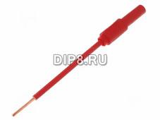 PJADA86F/1.8-R, Измерительный щуп, 10А, красный,