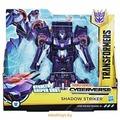 Трансформер ' Shadow Striker' Кибервселенная Hasbro Transformers E1910/E1886