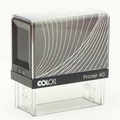 Оснастка для штампа Colop Printer 40 чёрная