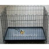 Клетка для животного Happy Pet LA1, черный