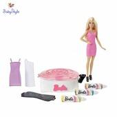 Набор для создания цветных нарядов Barbie DMC10
