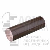 Поручень пластиковый из ПВХ (цвет Венге) - 1 п.м.