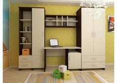 Набор мебели Студент (венге, белфорт)