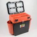 Тонар Ящик зимний Helios FishBox 255*380/500*395мм 19л, оранжевый