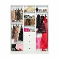 Шкаф Barbie Wardrobe (Для одежды для кукол Барби)