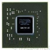 Видеочип NVIDIA GeForce 8400M GT G86-751-A2 2012 года