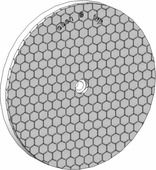 Отражатель диаметр 80мм Schneider Electric, XUZC80
