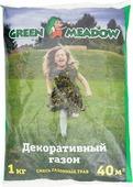Семена Green Meadow Декоративный стандартный газон, 1 кг