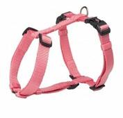 Шлея TRIXIE для собак Premium H-harness XS-S 30-44см/10мм фламинго