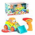 Игровой набор QunXing Toys Трактор