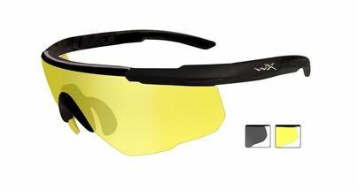 Баллистические очки WX SABER ADVANCED 305. Набор линз.