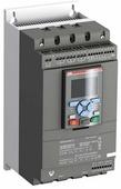 Софтстартер PSTX105-600-70 55кВт 400В 106A (90кВт 400В 181A внутри треугольника) с функцией защиты двигателя ABB, 1SFA898109R7000