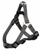 Шлея TRIXIE для собак Premium Harness M 50-65см/20мм черная