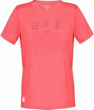 Футболка Norrona Svalbard Wool T-Shirt женская